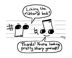 Music-cartoon